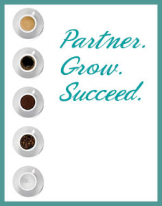 Partner Grow Succeed